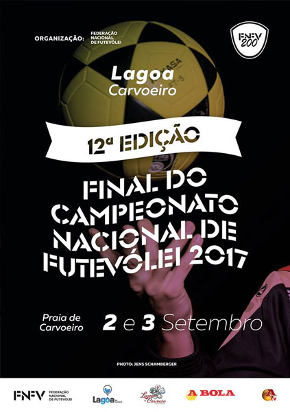 Final do Campeonato Nacional de Futevólei 2017