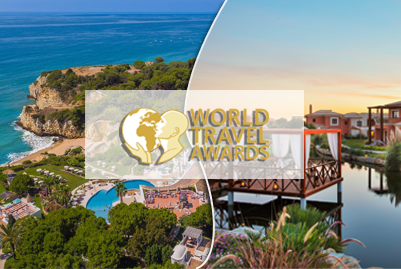 World Travel Awards distingue unidades hoteleiras do concelho de Lagoa
